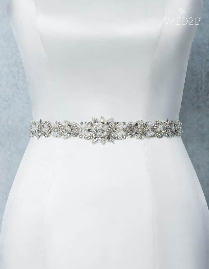Dreamy Bridal Belts- Estella