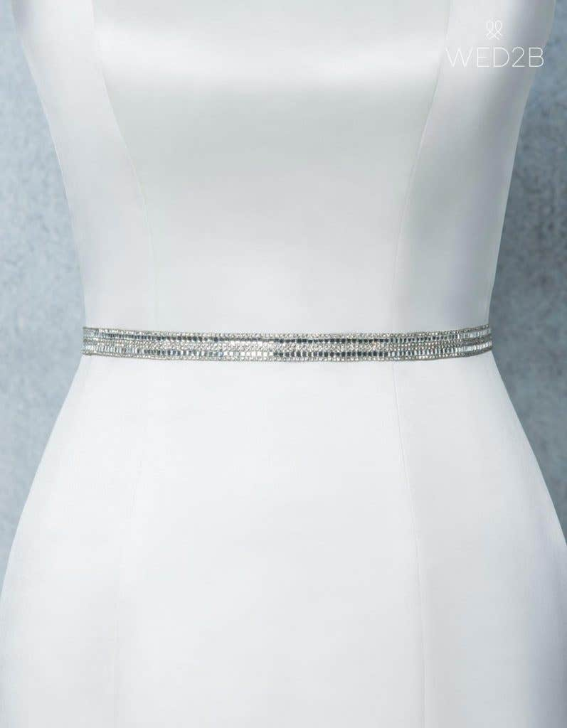 Dreamy Bridal Belts- Galatea
