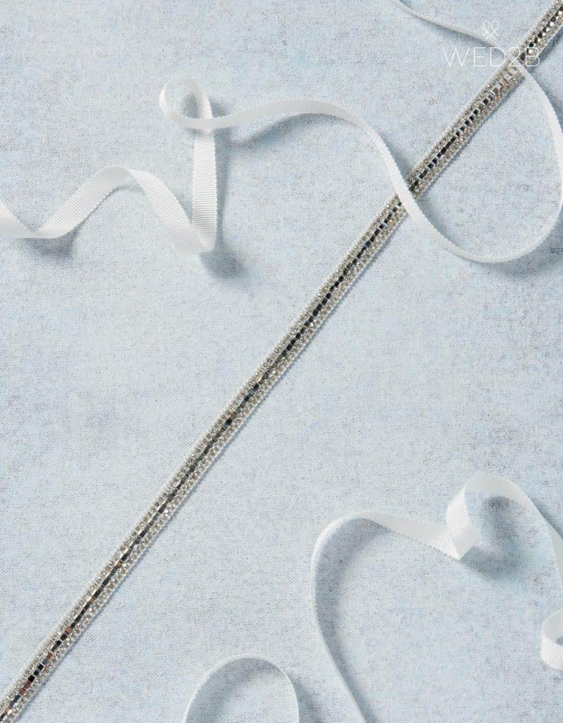 Dreamy Bridal Belts- Hermes