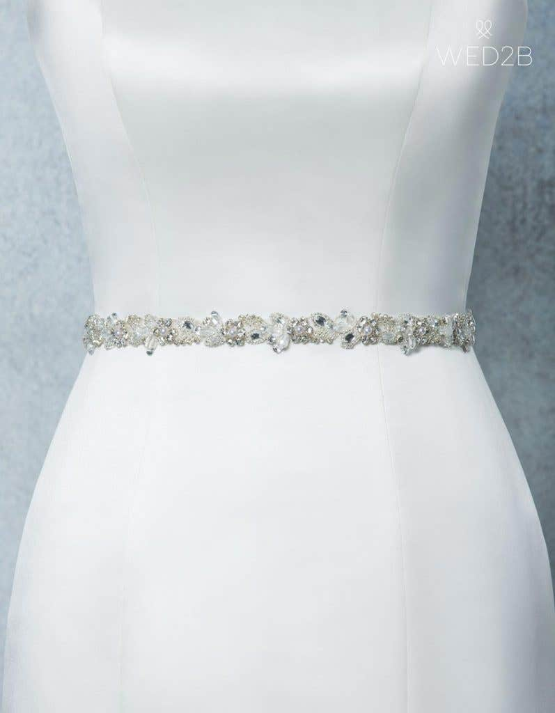 Dreamy Bridal Belts- Layla