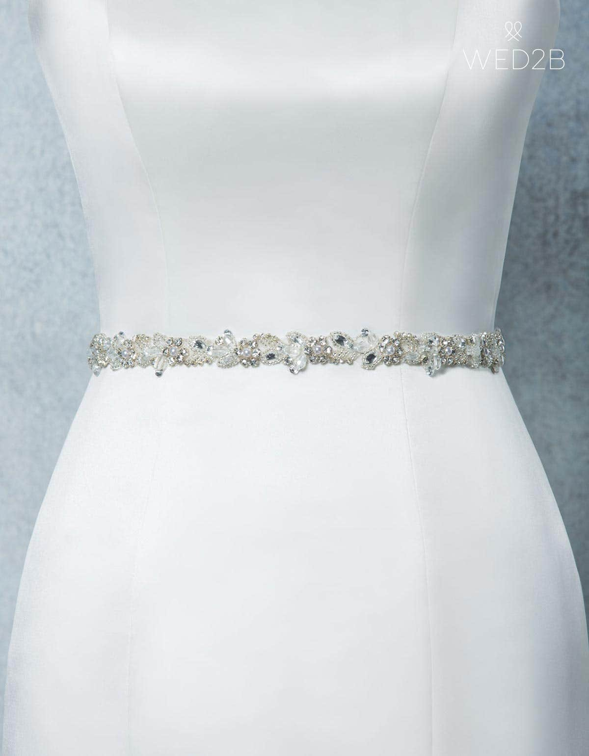 Dreamy Bridal Belts- Layla