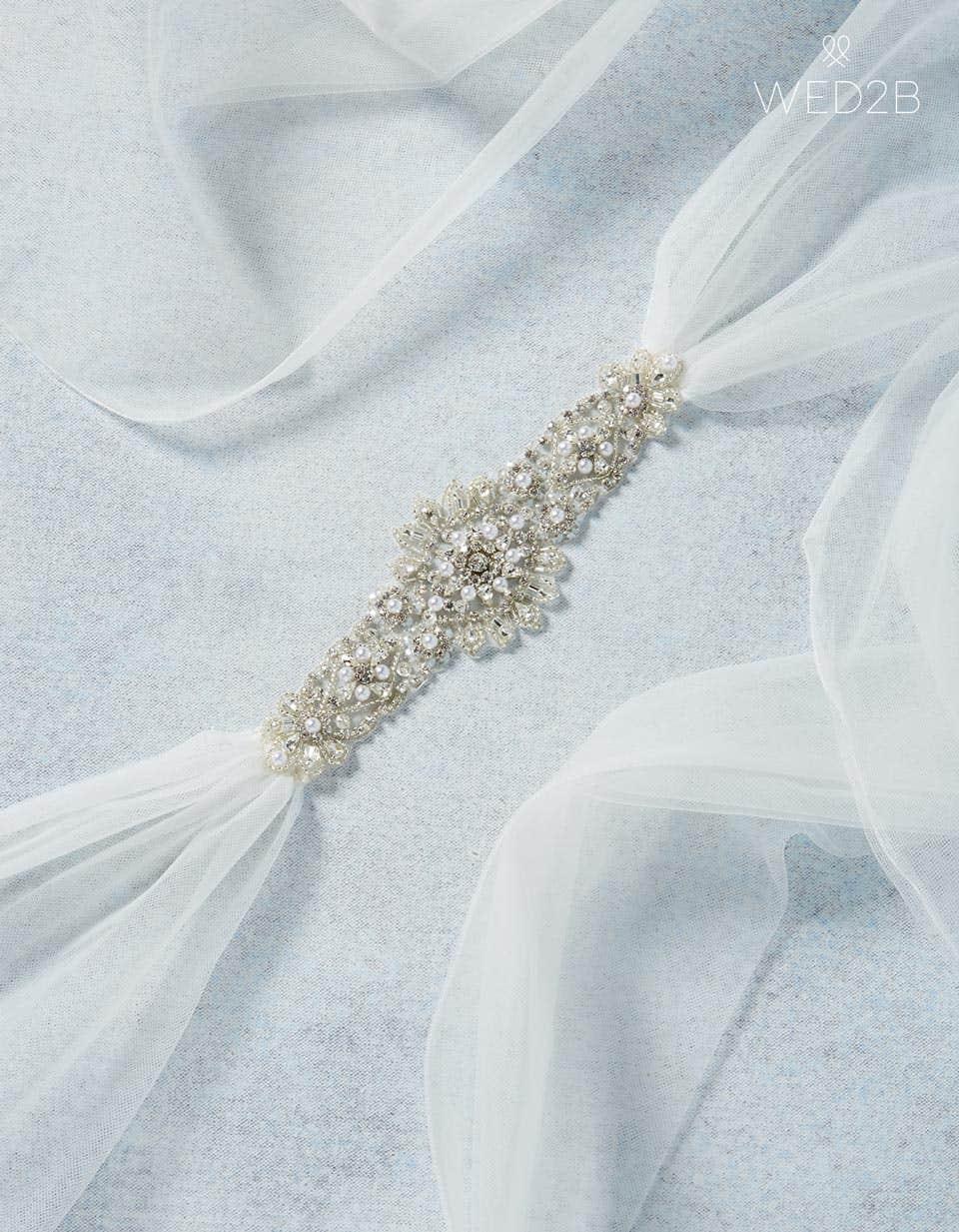 Dreamy Bridal Belts - Nova