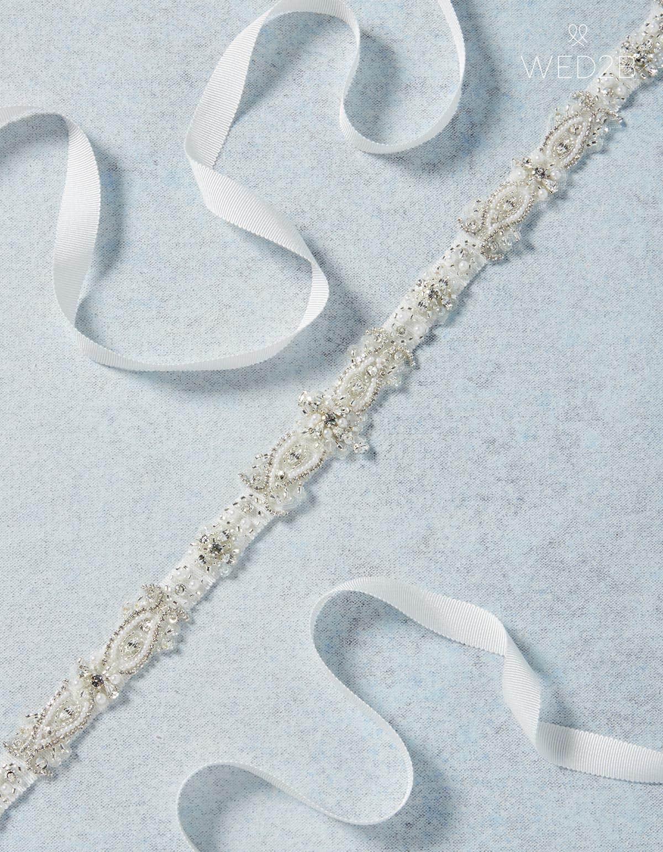 Dreamy Bridal Belts - Tiffany