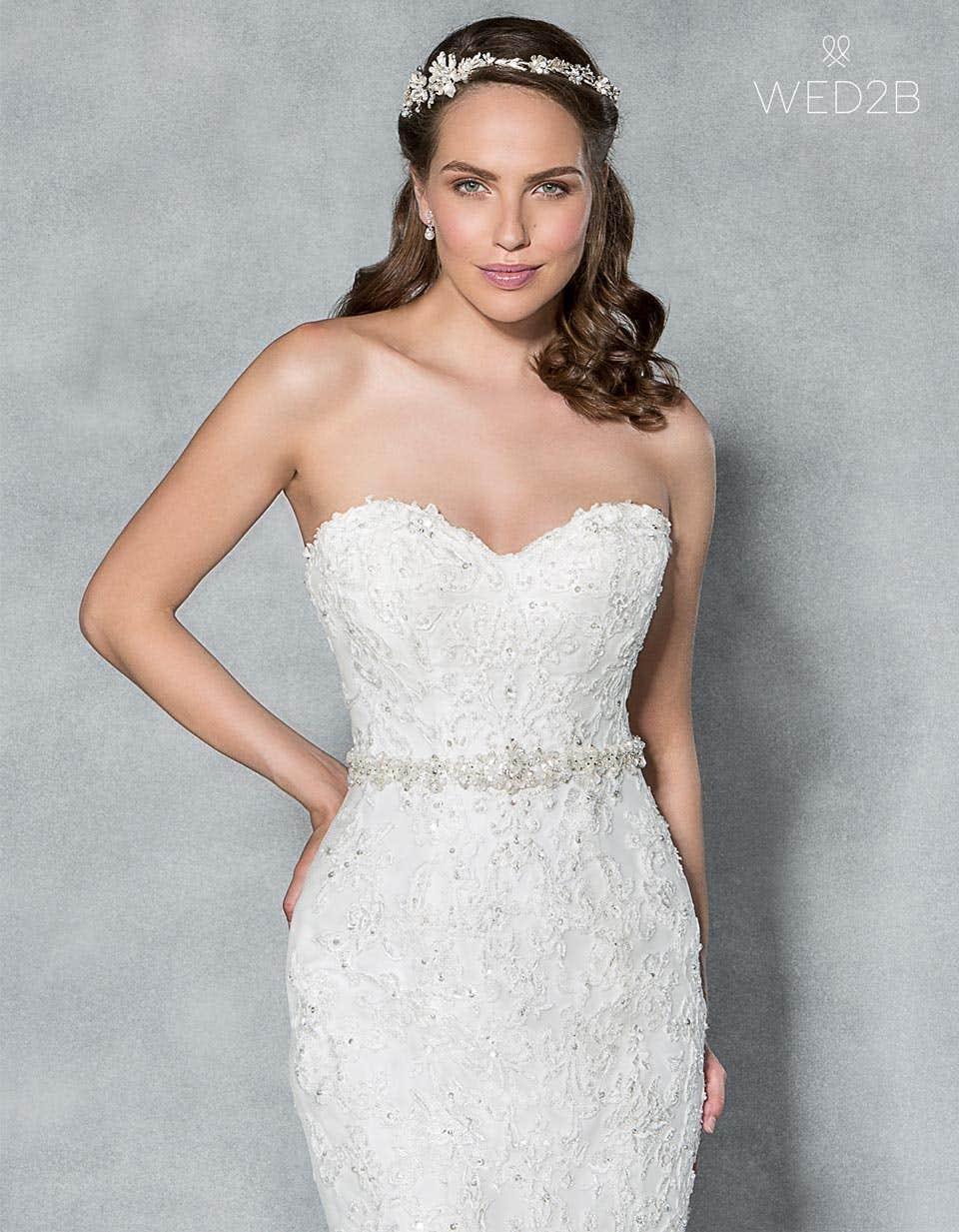 Dreamy Bridal Belts - Zahara