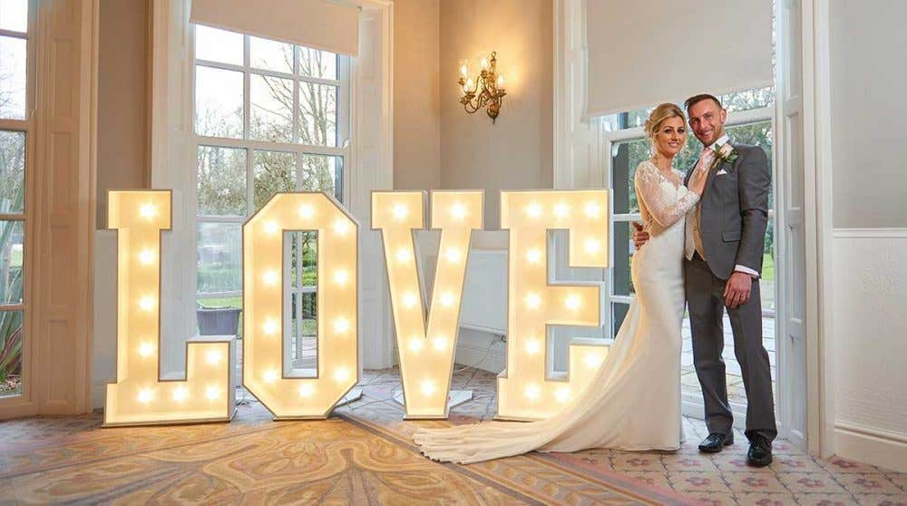 Real Weddings Warrington: Claire and Howard's dream wedding day