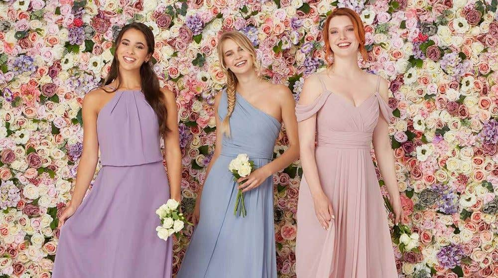 Stunning new bridesmaids dresses - in store now!