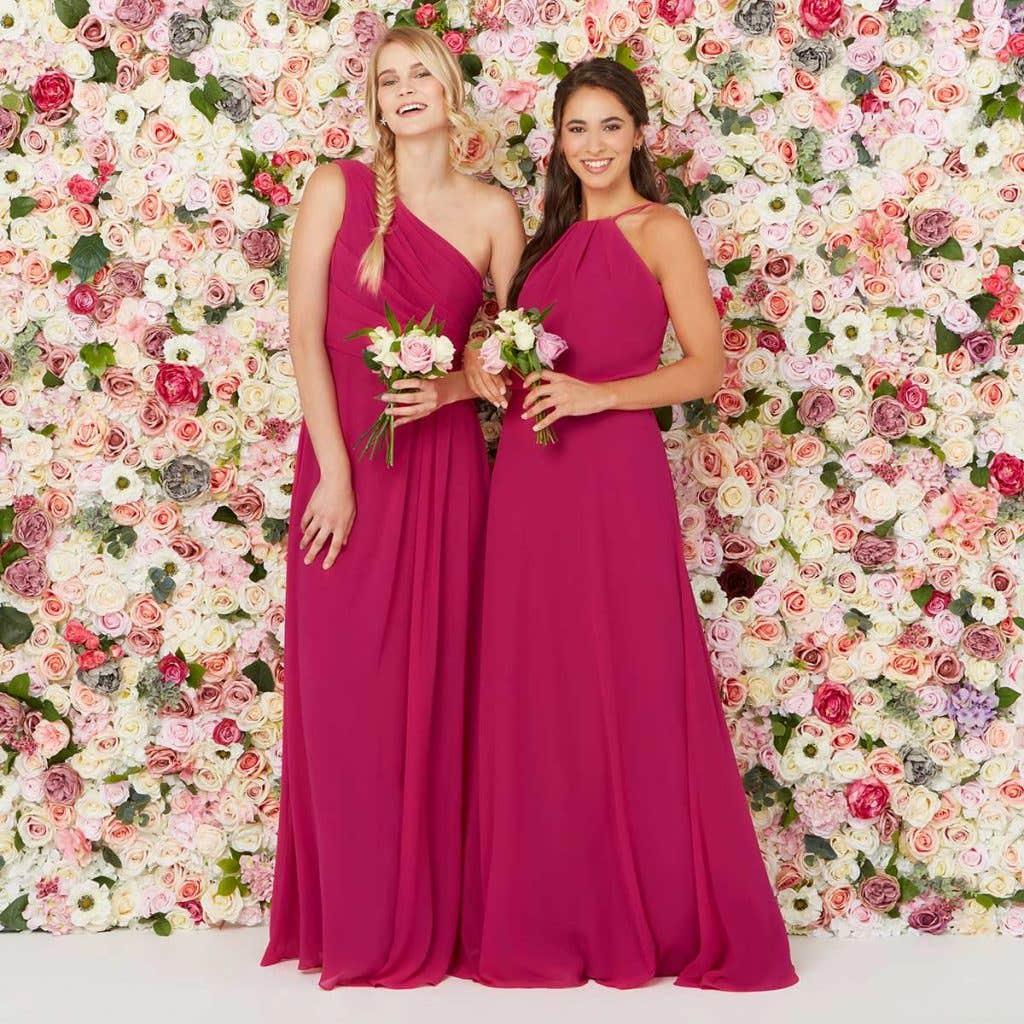 new bridesmaids dresses - 'Eden' and 'Bella'