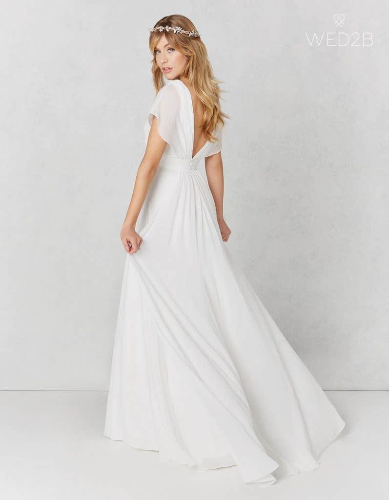 Heidi Hudson gowns - Ashley