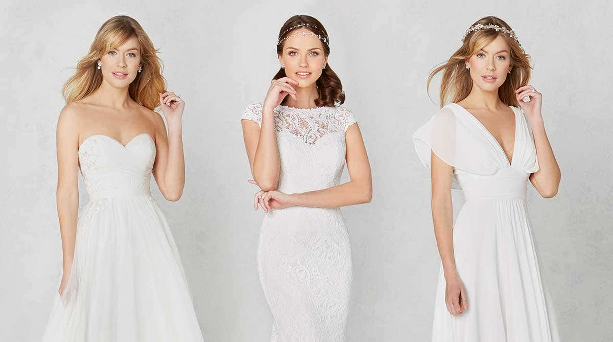 Brand new Heidi Hudson gowns - in store now!