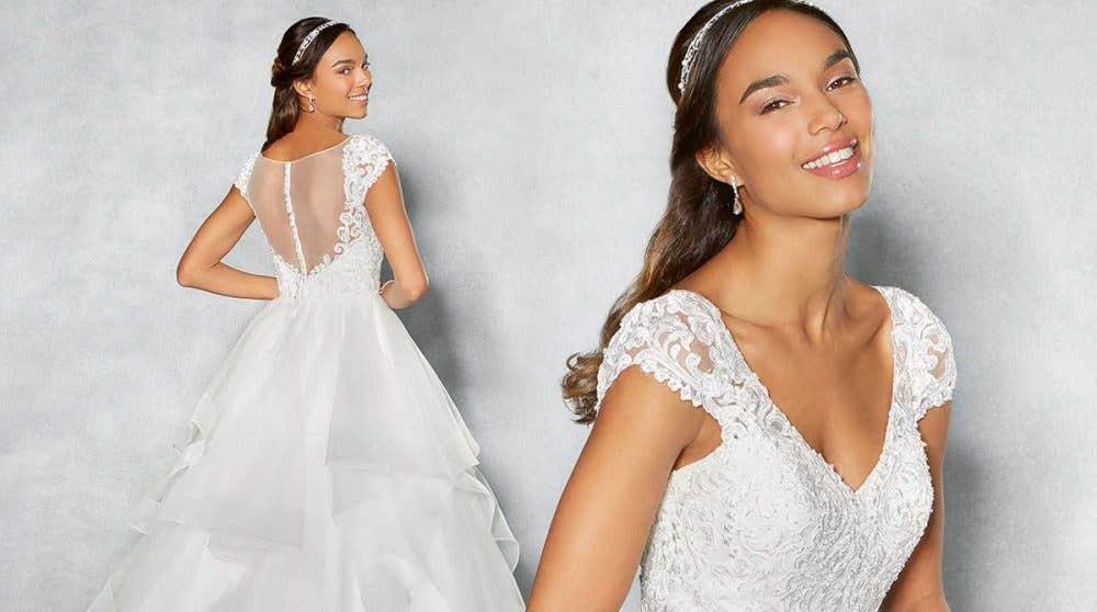 Revealed! Three gorgeous new Viva Bride dresses