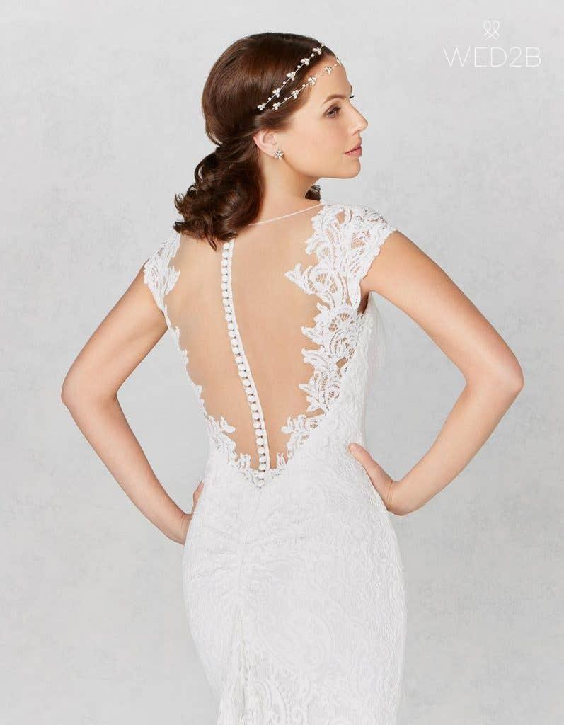 Heidi Hudson gowns - Lainey