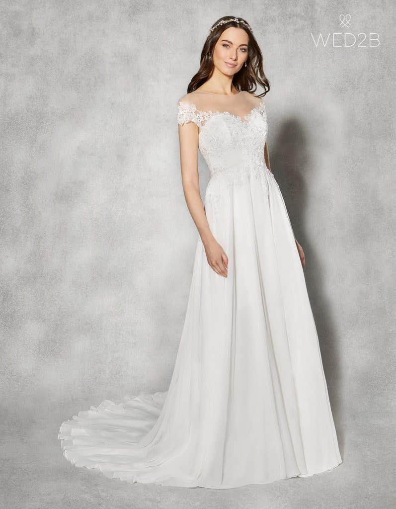 Heidi Hudson gowns - Sullivan