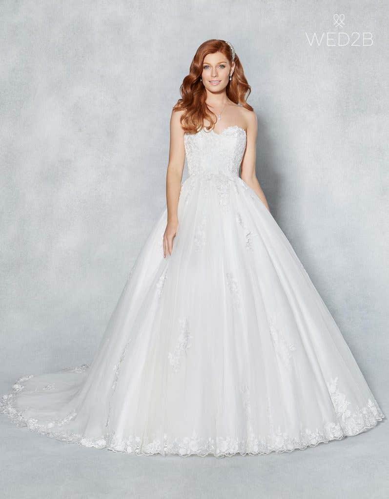 Modern Wedding Dresses - Camellia