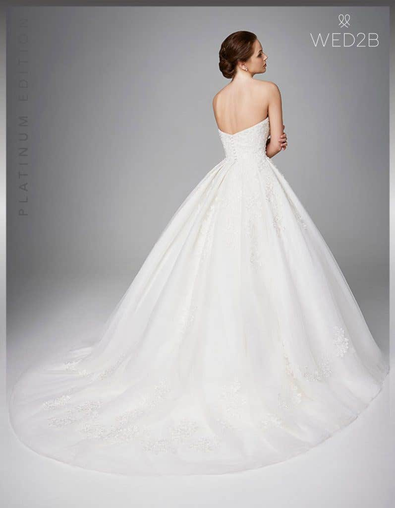 Classic Wedding Gowns - Genevieve