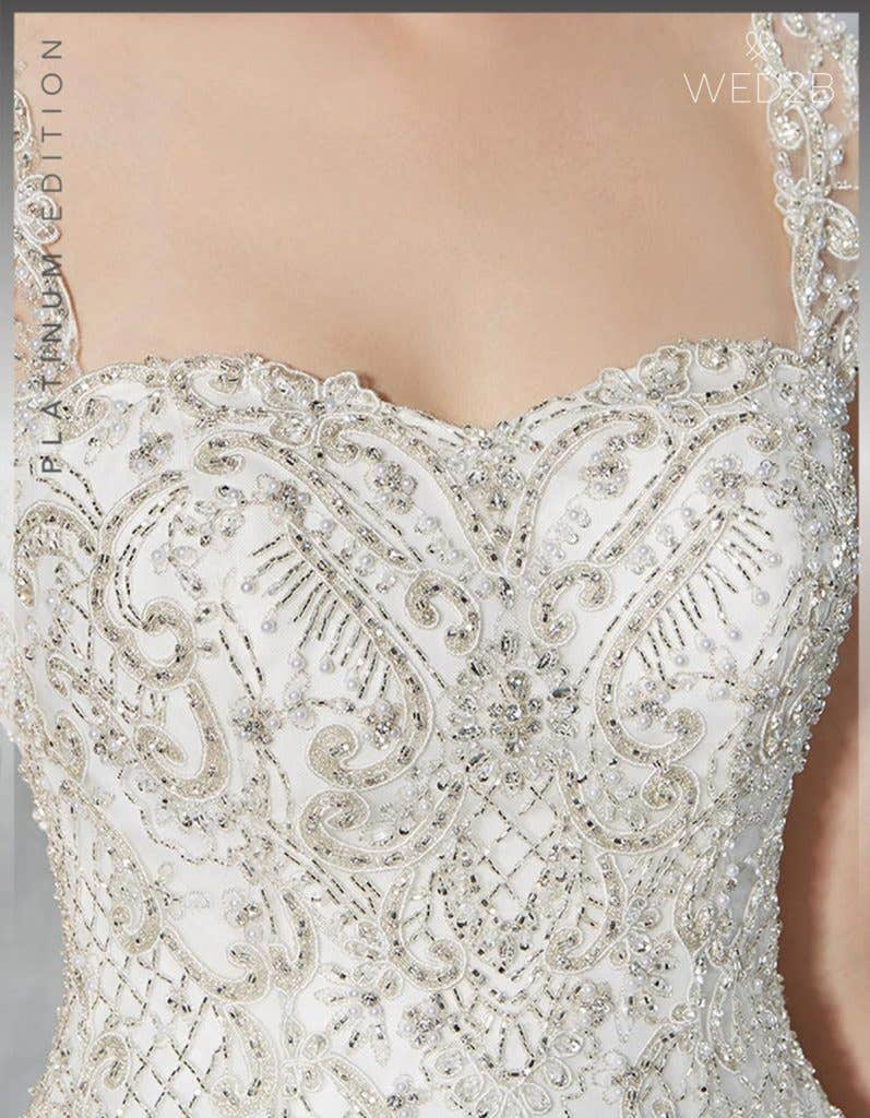 Beautiful ball gown wedding dresses - Isadora