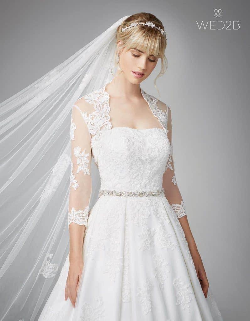 Beautiful ball gown wedding dresses - Leanne