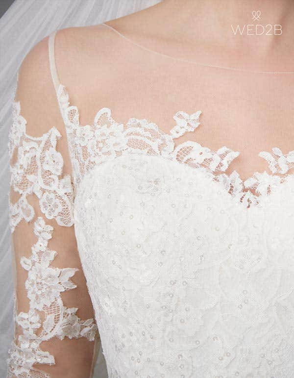 Timeless Wedding Dresses - Pippa