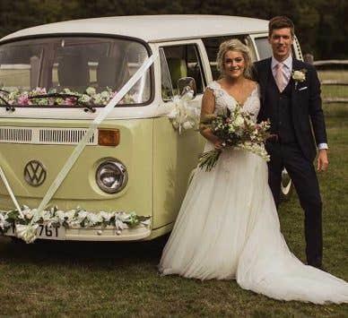 Real Weddings Surbiton: Christine and Gary's beautiful barn wedding