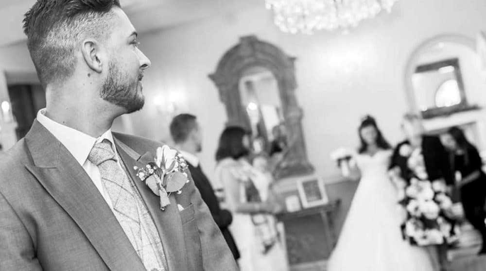 Real Weddings Solihull: A wonderful winter wedding