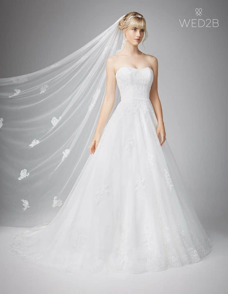 The Very Best New Uk Wedding Dresses Wed2b Uk Blog