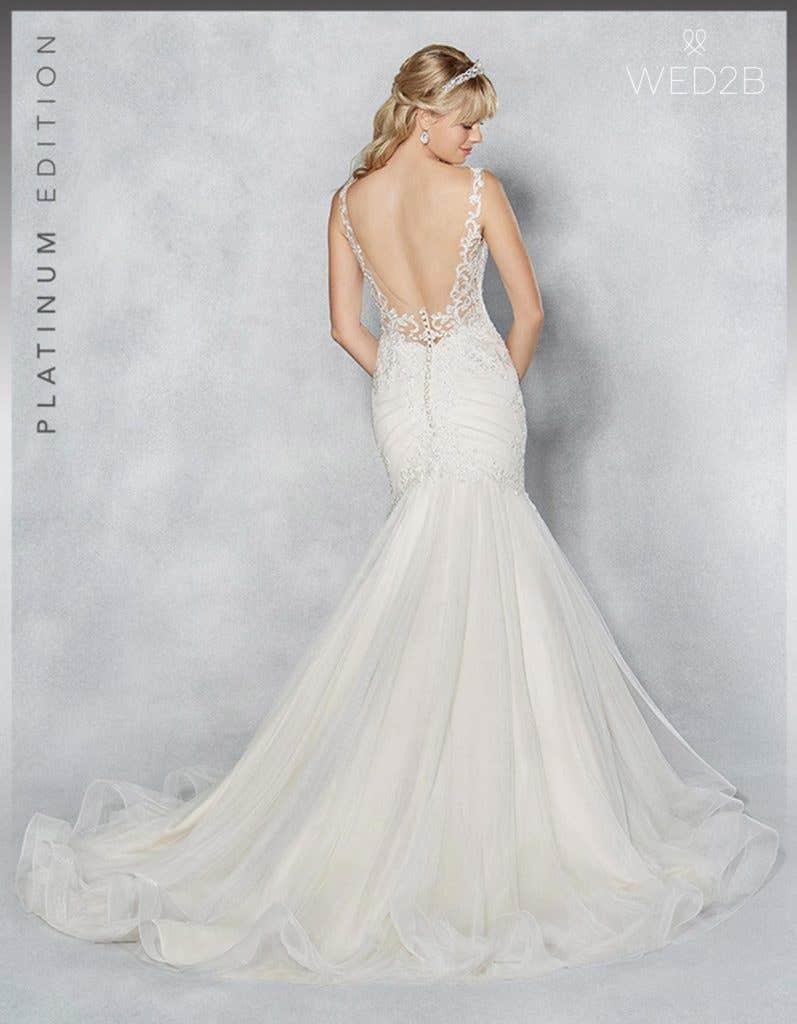 Four fabulously romantic wedding dresses from Viva Bride - Erica