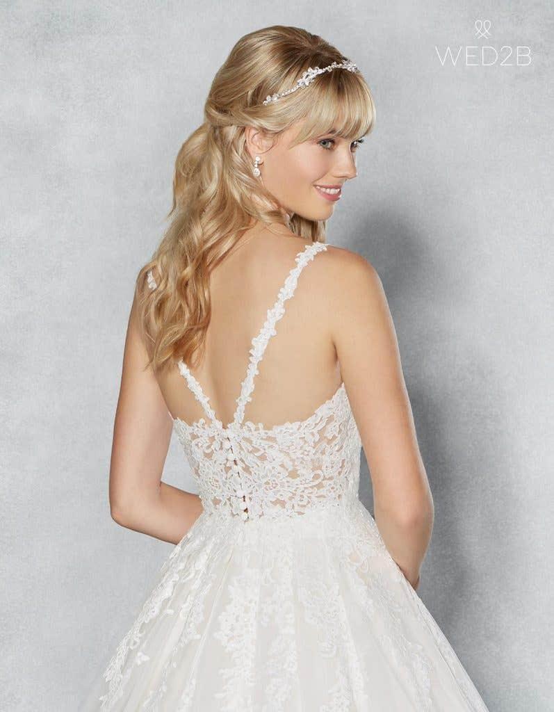 Four fabulously romantic wedding dresses from Viva Bride - Mallory