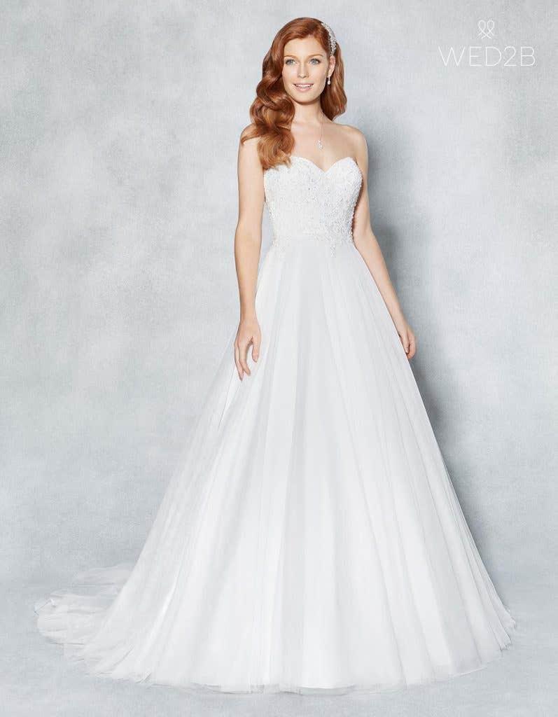 Four fabulously romantic wedding dresses from Viva Bride - Rowan