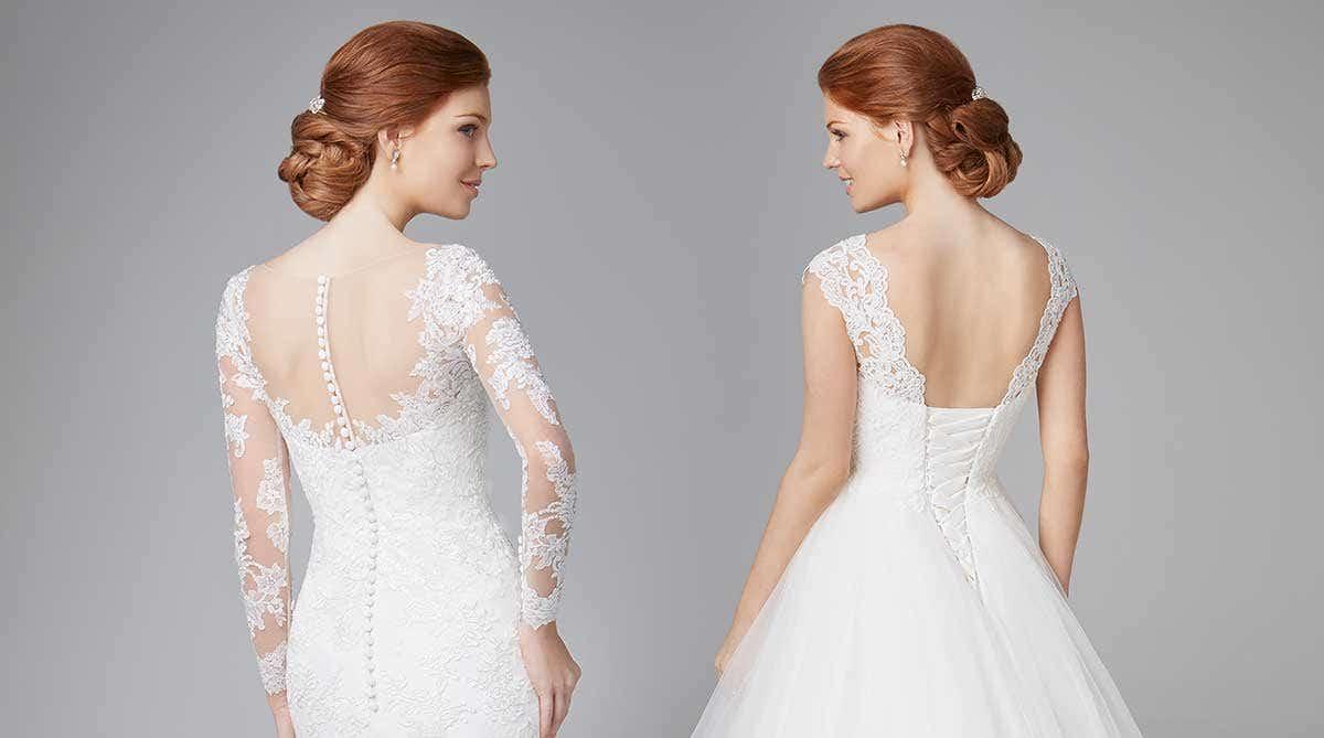 Brand new wedding gown designs…