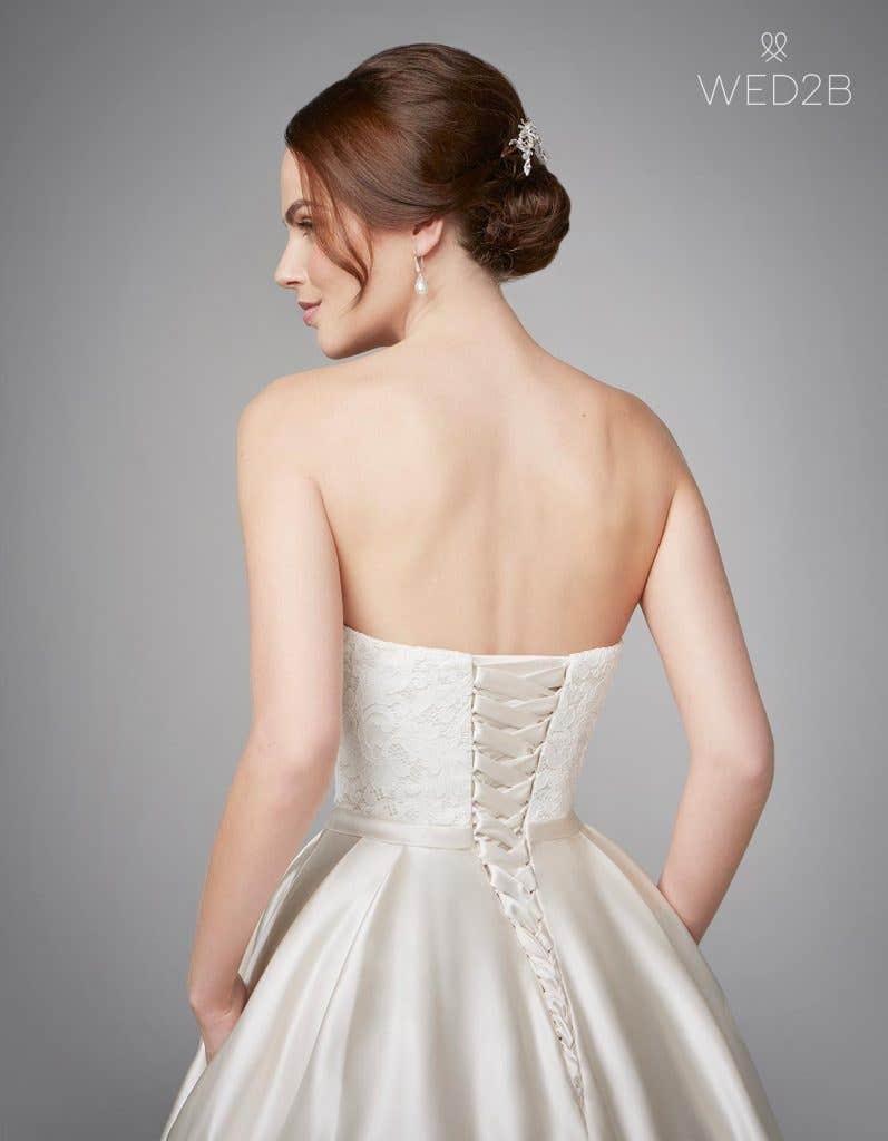 We Love A Corset Back Wedding Dress Wed2b Uk Blog,Wedding Dress Shops Austin Tx