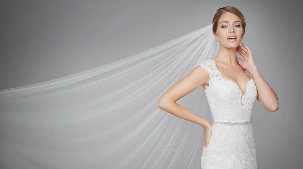 How to choose the perfect illusion neckline wedding dress
