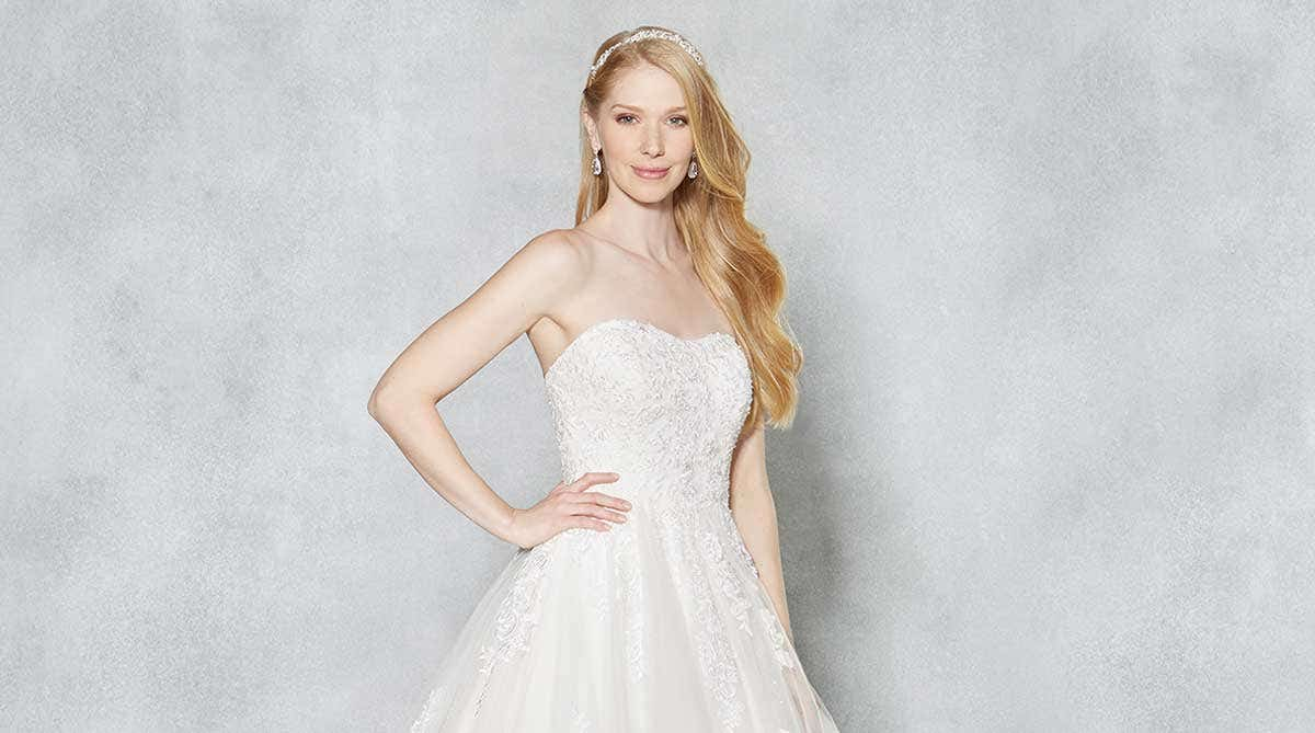 Brand new princess wedding dresses…