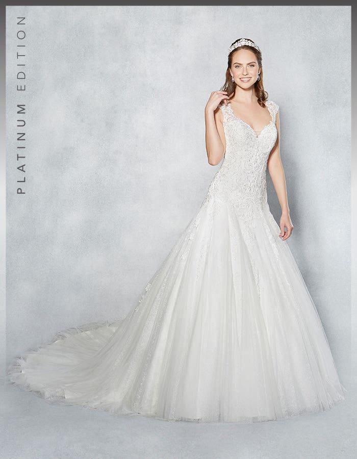 Brand new princess wedding dresses… Lucienne