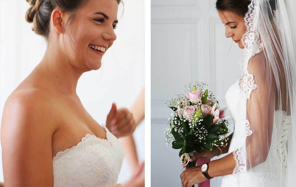 Real Weddings Southampton: Laura and Jack's glorious Greek wedding - Constance