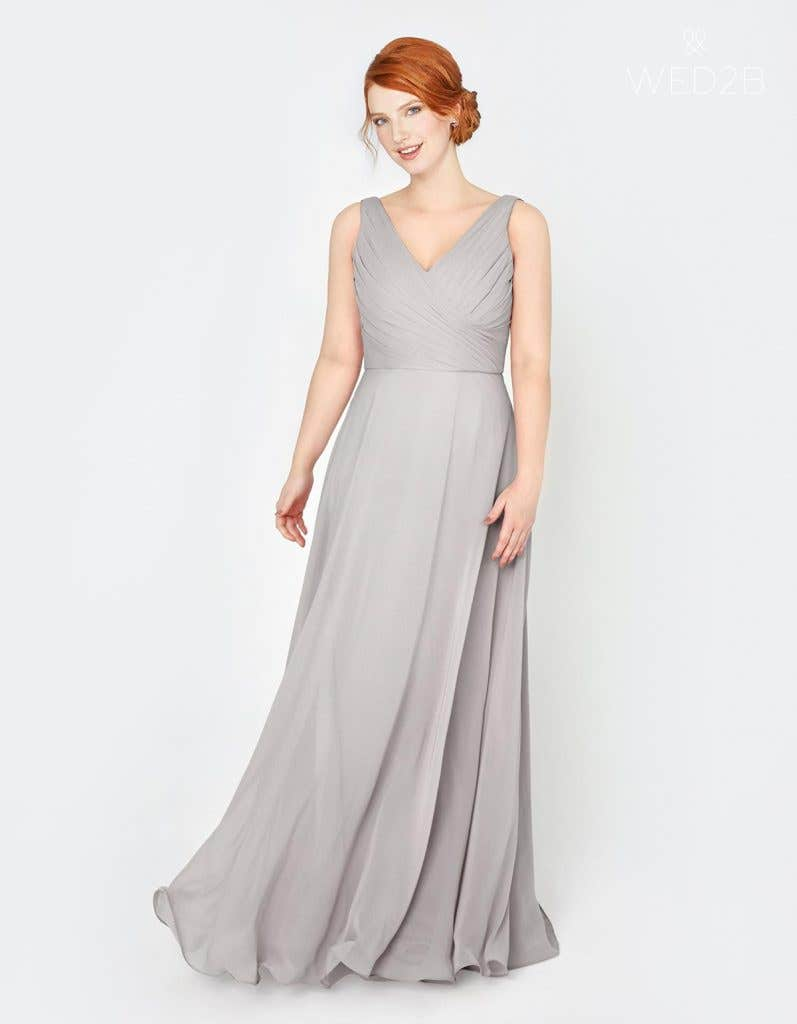 7535a4c7a2c Bridesmaid Dresses Uk Silver Grey - Data Dynamic AG