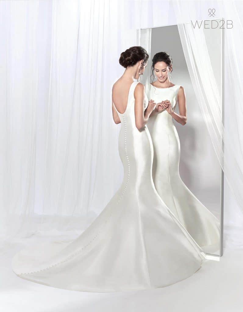 Adora - Elegant wedding dress