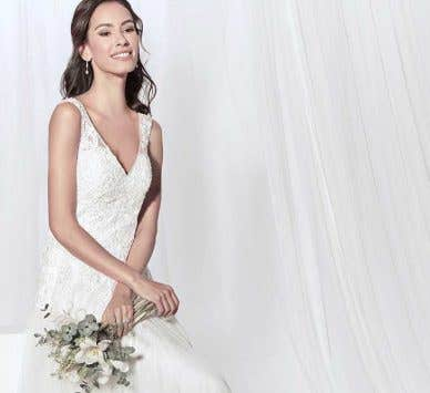 Dream dresses for the perfect white wedding…