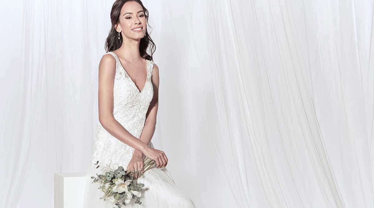 Dream Dresses For The Perfect White Wedding Wed2b Uk Blog