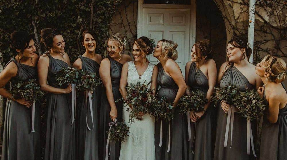 Real Weddings Camberley: Robyn and Adam's romantic church wedding