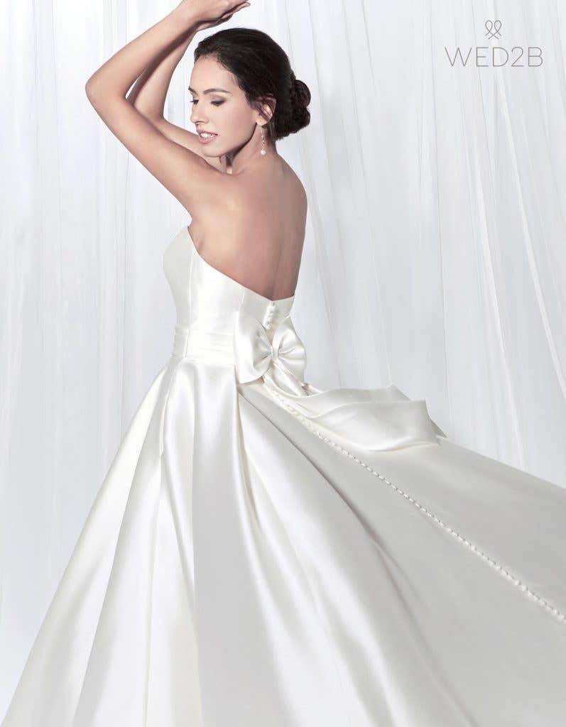 Delancey - Elegant wedding dress