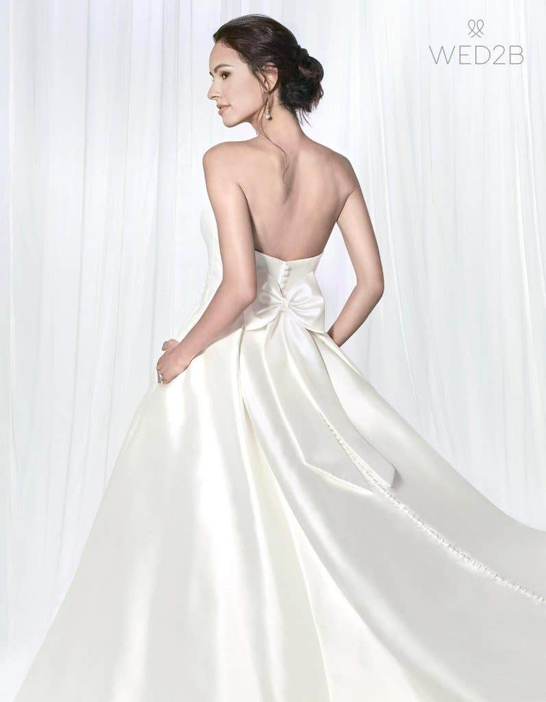 Delancey - Elegant wedding dresses
