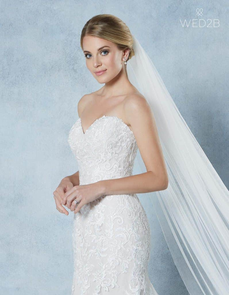 How to choose the perfect wedding veil - Willa