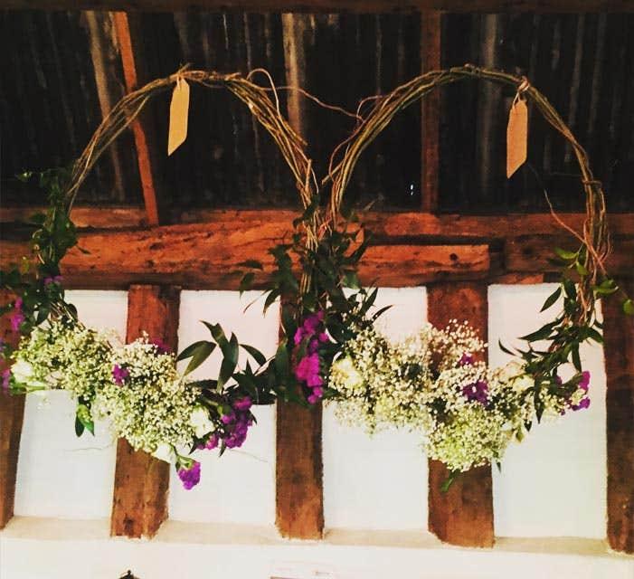 Meet the suppliers: The wedding florists - Cloud Hill Flowers