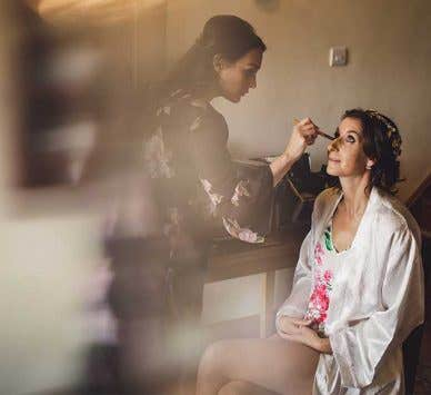 Meet the suppliers: Wedding hair and makeup