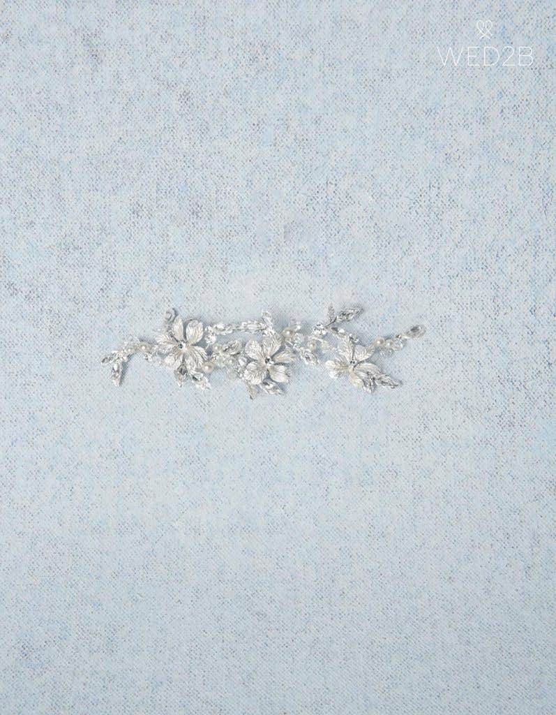 Safia hair slide - bridal hair accessories