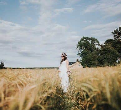Real Weddings Middlesbrough: A beautiful outdoor wedding
