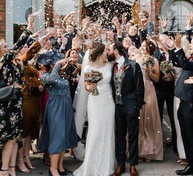 Real Weddings Bolton: A stunning Leeds wedding venue