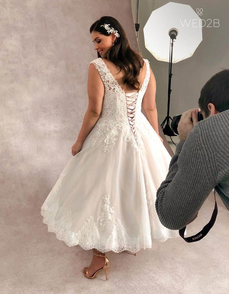Photographing new designs behind the scenes at WED2B