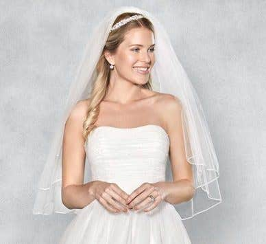 Two stunning wedding dresses we know you'll love!