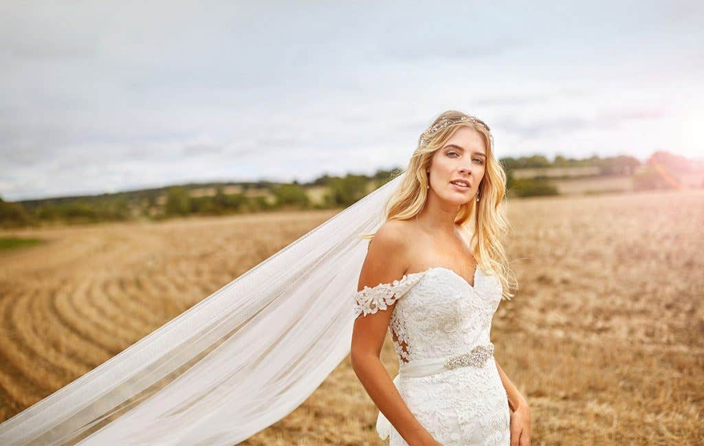 Go with the flow for your boho wedding