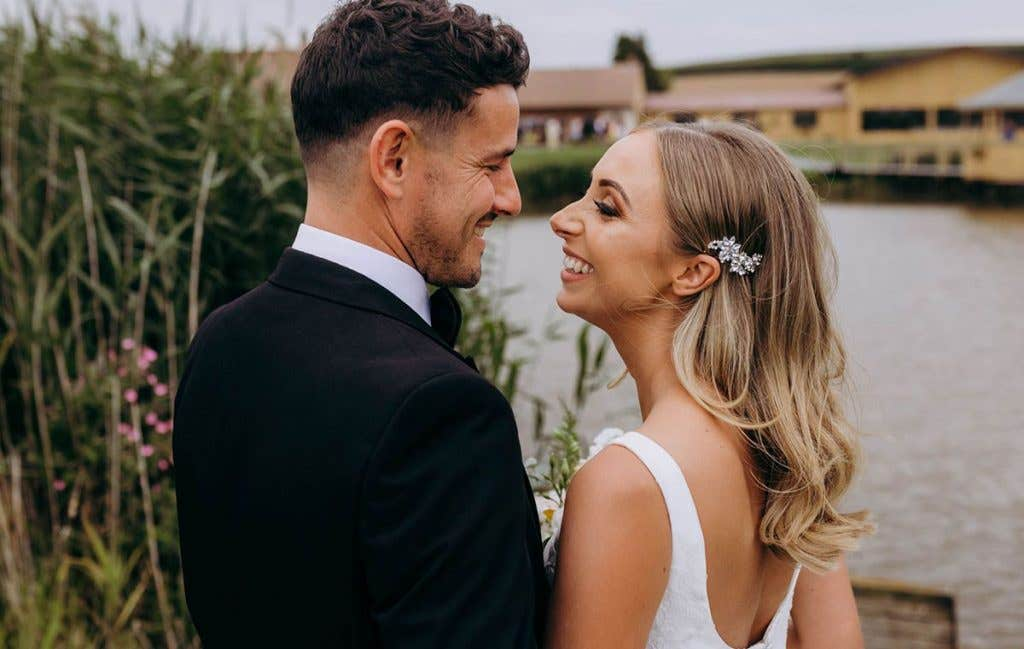 An idyllic Somerset wedding